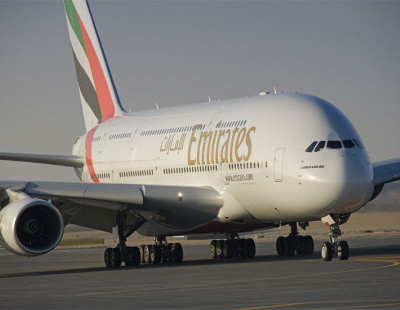 Emirates A380 quarantined after landing in New York
