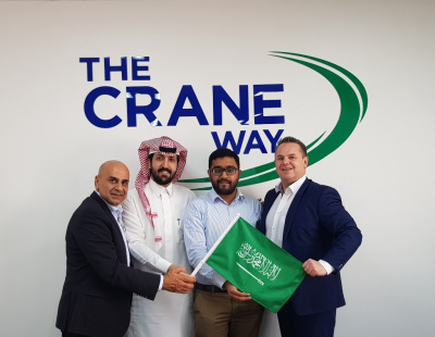 Crane Worldwide Logistics expands into Saudi Arabia