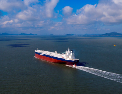 Bahri takes delivery of its first VLCC for 2018