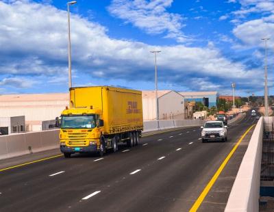 JAFZA Bridge launched by DP World in Dubai Logistics Corridor