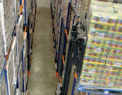 HiMAX technology is proving a disruptive influence on intralogistics planning