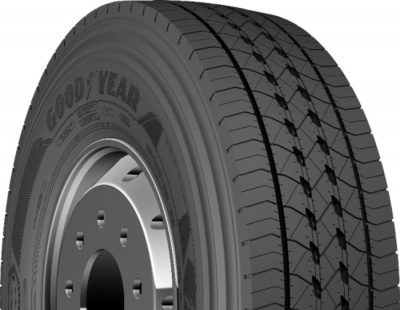 Goodyear launches KMAX EXTREME for high heat high load conditions