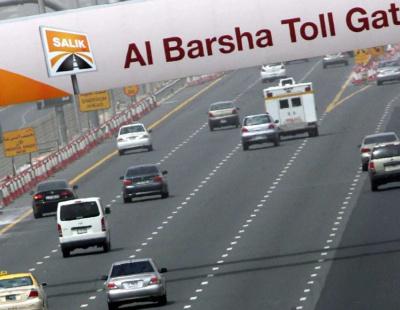 Abu Dhabi set to mirror Dubai's road tolls
