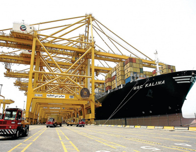 Dubai's DP World extends Romania port concession to 2049