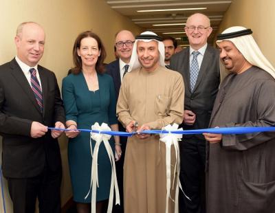Respiratory care tech provider Aerogen opens hub in DAFZA