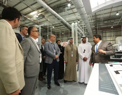 Printing and packaging facility for McDonalds and others opens in KIZAD
