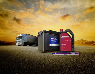 ACDelco expands commercial vehicle product offering in the Middle East