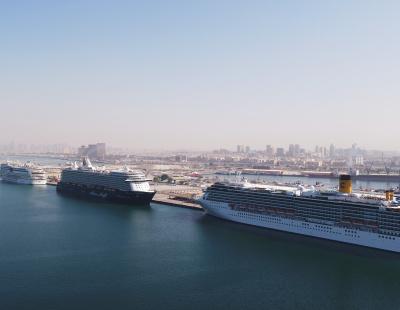 DP World considers fourth cruise terminal at Port Rashid
