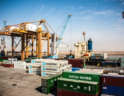 ICTSI launches two new container berths at Umm Qasr