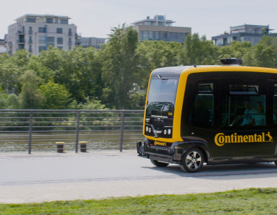 Tyre maker Continental plans to turn cars into mobile devices