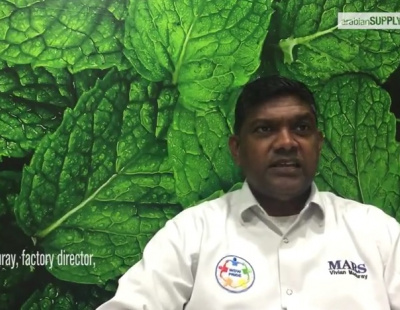 VIDEO: MARS GCC pioneers use of chocolate waste as fuel in Dubai