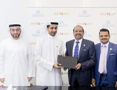 Lulu first major retailer to commit to Dubai Wholesale City