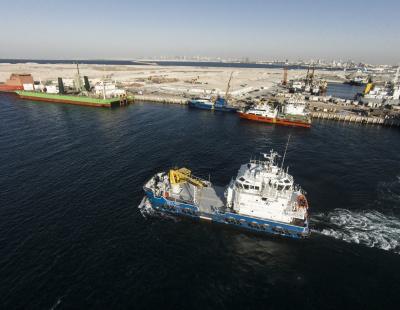 Grandweld begins newbuild program for Kuwait Oil Company