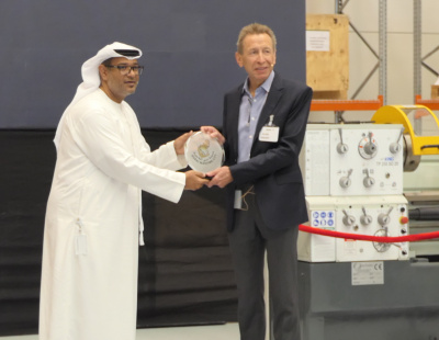 MAK Middle East boosts CAT marine engine support logistics