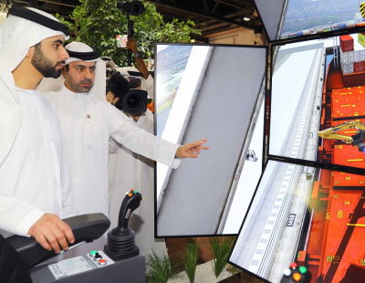 DP World looking to recruit 100 Emiratis for logistics operations