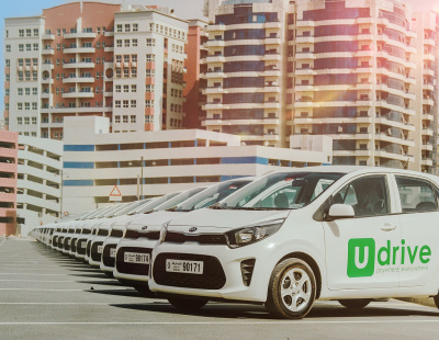 Udrive brings pay-per-minute Kia and Nissan rental to Sharjah