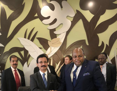 DRC to get first deep-water container port in DP World deal