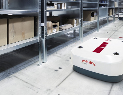 Swisslog and KUKA join forces to strengthen CarryPick