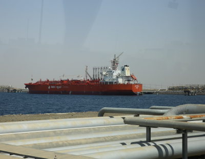 Bahri's transports first chemical shipment from Aramco Trading Company