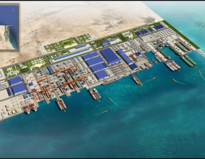 Chinese engineering firm wins Saudi shipyard construction contract