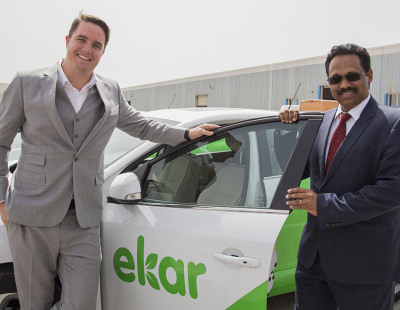 Carshare operator ekar partners with Autorent Middle East to add 200 cars to fleet