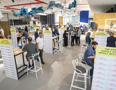 Arab Supply Chain Impact Initiative plays logistics matchmaker