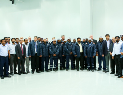 Al-Futtaim Logistics opens cold store hub in Jafza South