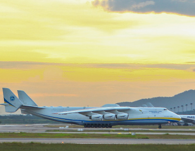 Crane charters Antonov beast for chemical delivery to Saudi Arabia