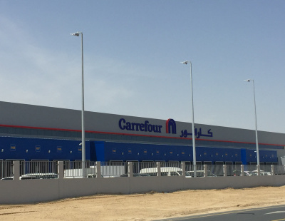 Carrefour launches fresh-focused new warehouse in Dubai