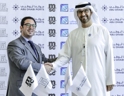 MSC to shift container traffic from Jebel Ali to Khalifa Port