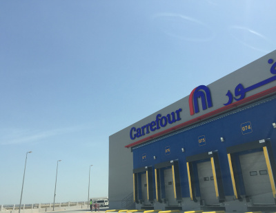 In Pics: Inside Carrefour's massive new Dubai distribution centre