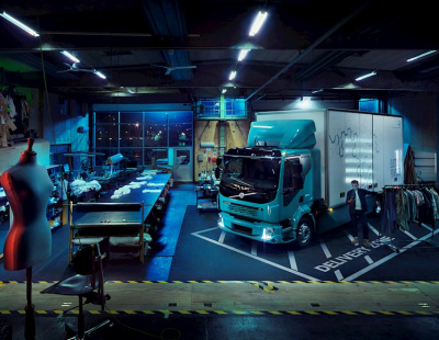 Volvo introduces first all-electric truck