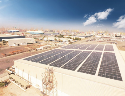 DP World launches the first ever energy-neutral cold store facilities in UAE