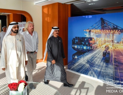 Richard Branson says 'seriously considering' Hyperloop rebrand