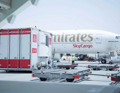 Emirates SkyCargo completes 30 years of facilitating trade between Riyadh and the world