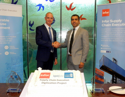Almajdouie Logistics Company picks Infor for WMS agility