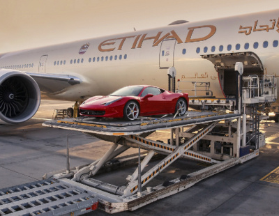Etihad Cargo takes on SkyWheels with new automotive transport service