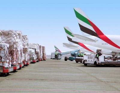 VIDEO: Emirates SkyCargo achieves 1-million ULD milestone in DXB