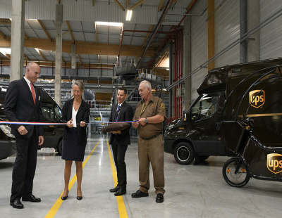 UPS opens new Paris Hub facility to enhance Middle East connectivity