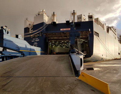 Bahri links HAROPA - Port of Le Havre to Red Sea and Arabian Gulf