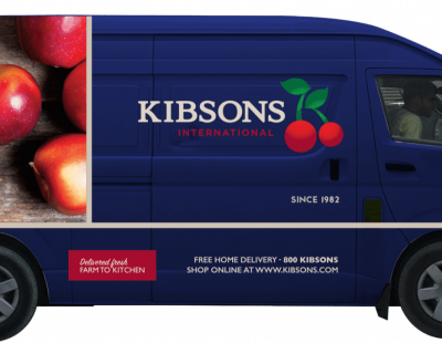 Kibsons International expands in Dubai with MHE from Al-Bahar