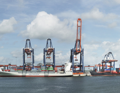 DP World acquires container feeder and shortsea network operator Unifeeder