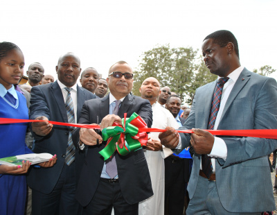Tristar Kenya inaugurates CSR project at Kiserian Primary School in Kajiado County