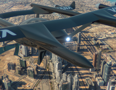 Vimana to introduce unmanned aerial taxi and logistics drone in Dubai