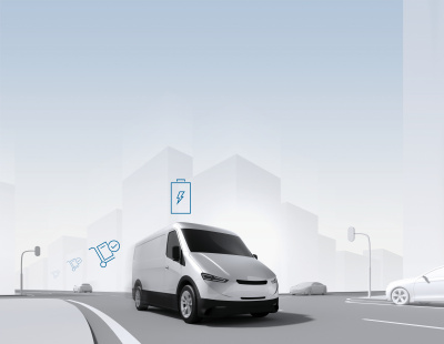 Bosch to launch new electric commercial vehicle powertrain in 2019