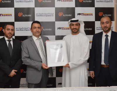 CM&E brings new TAURUS budget tyres range to UAE for fleet operators