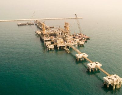 BESIX completes design and construction of Bahrain LNG Import Terminal