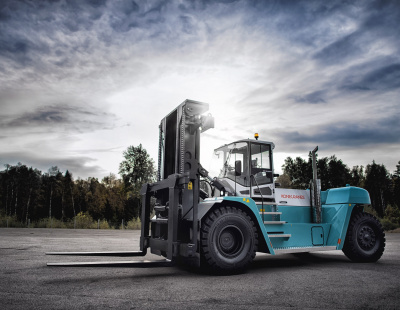 DP World revamps Jebel Ali T1 forklift fleet