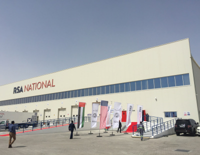 RSA National launches new air cargo terminal in JV between RSA Global and National
