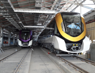 Alstom wins contract to operate Riyadh Metro lines